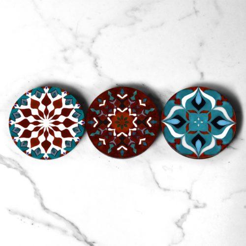 BAMink-Pauline Dubisy-Azulejos-coasters