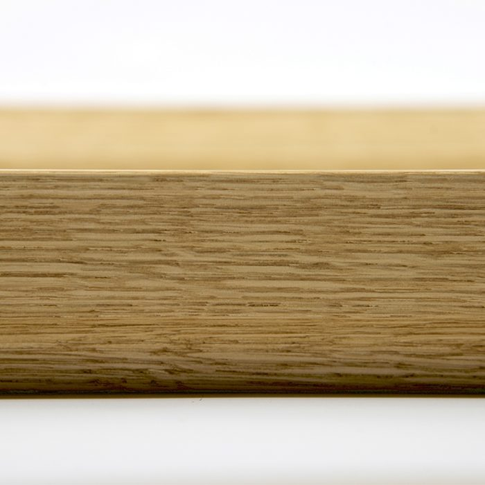 European solid oak finish