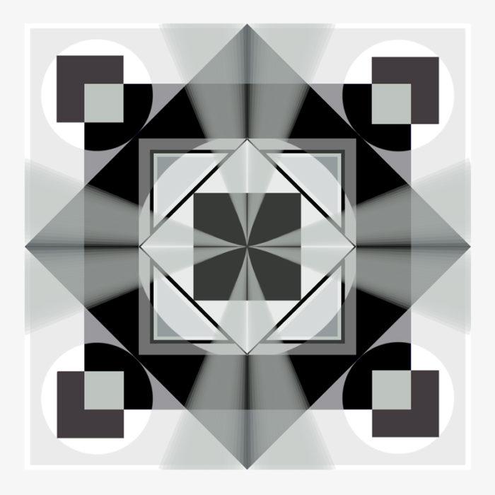 Visuel Geometric Center I