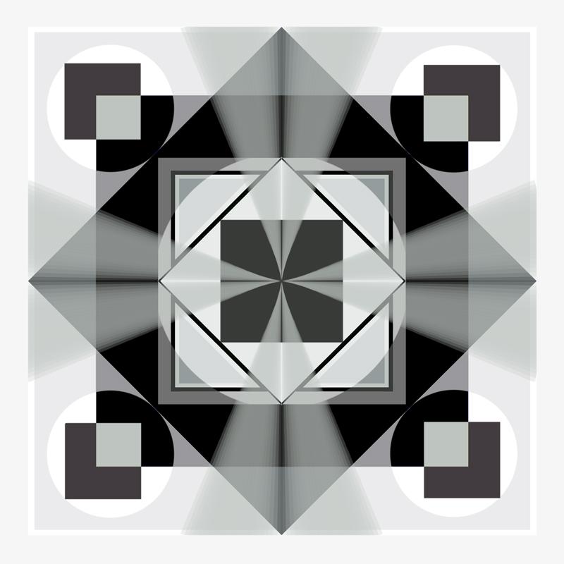 Visual Geometric Center I