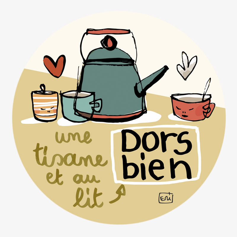 Visuel 03 de la collection Thé ou café ?