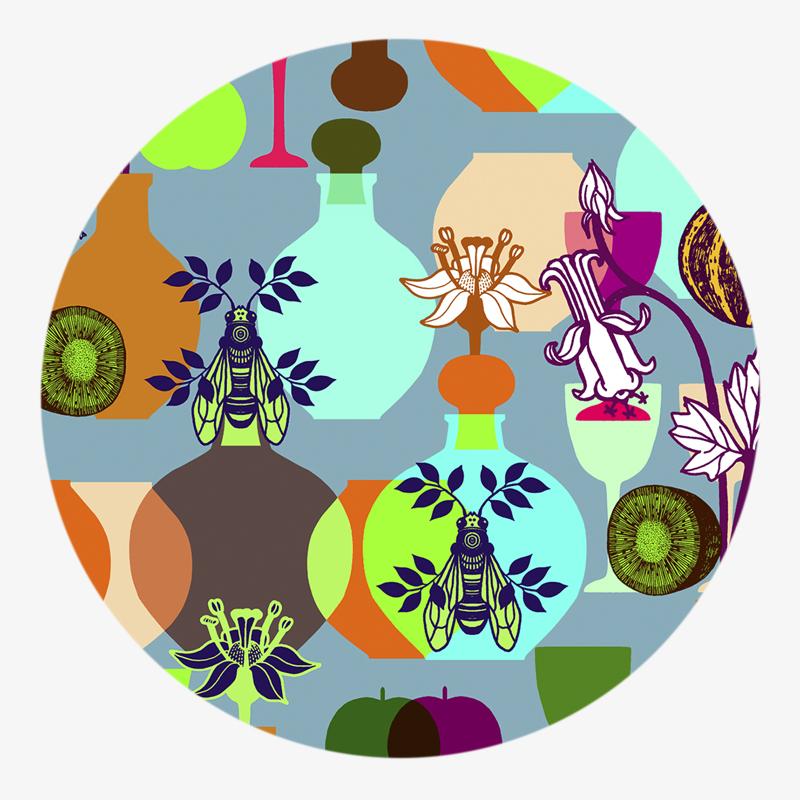 Visuel 01 de la collection Déjeuner sur l'herbe I