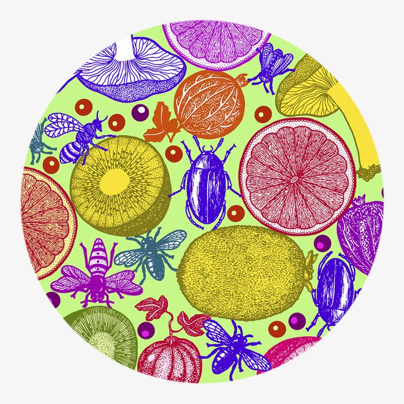 Visuel 02 de la collection Salade de fruit I