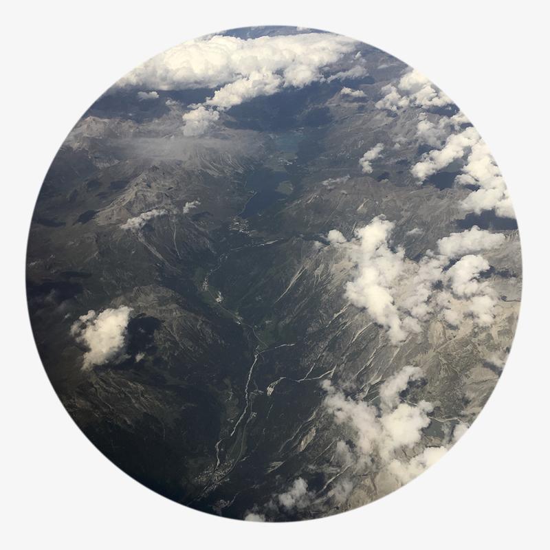 Visuel 01 de la collection Aerial