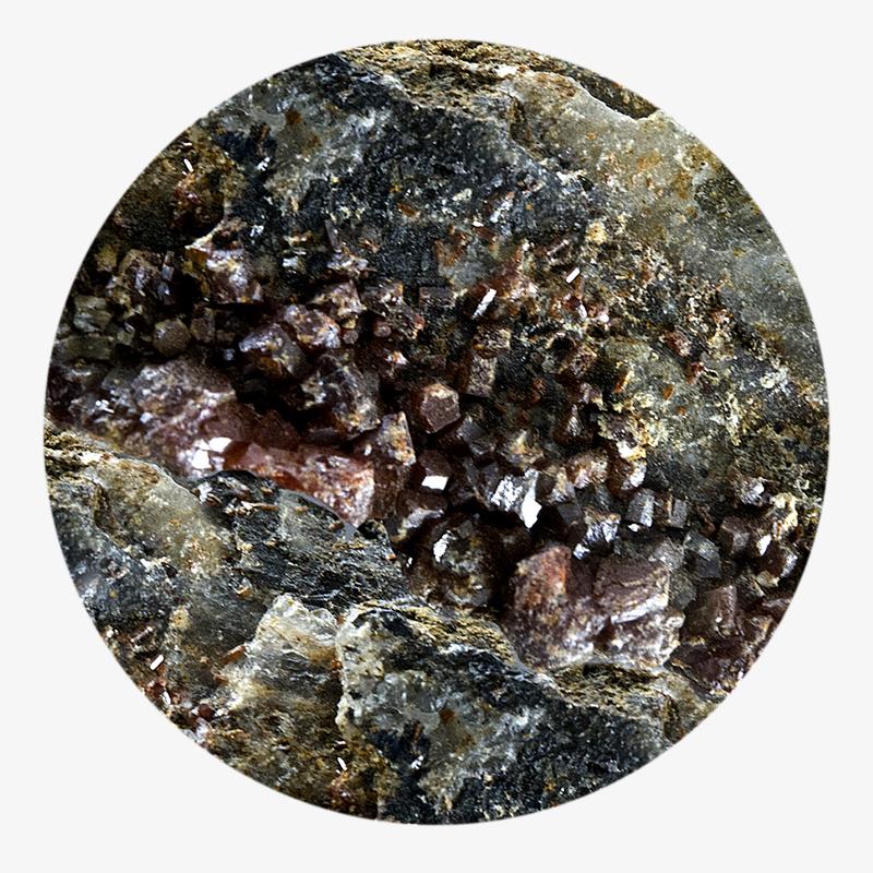 Visuel 02 de la collection Vanadinite