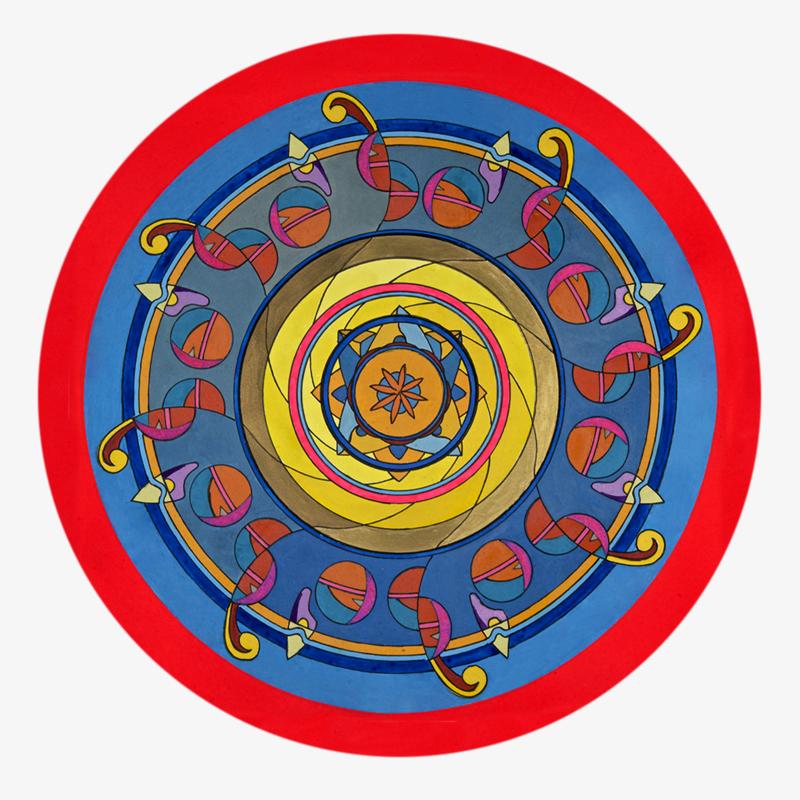 Visuel 02 de la collection Azo Compound
