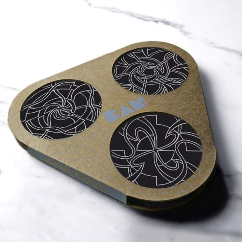 BAMink-Yosh-Circonvolution-coasters with packaging