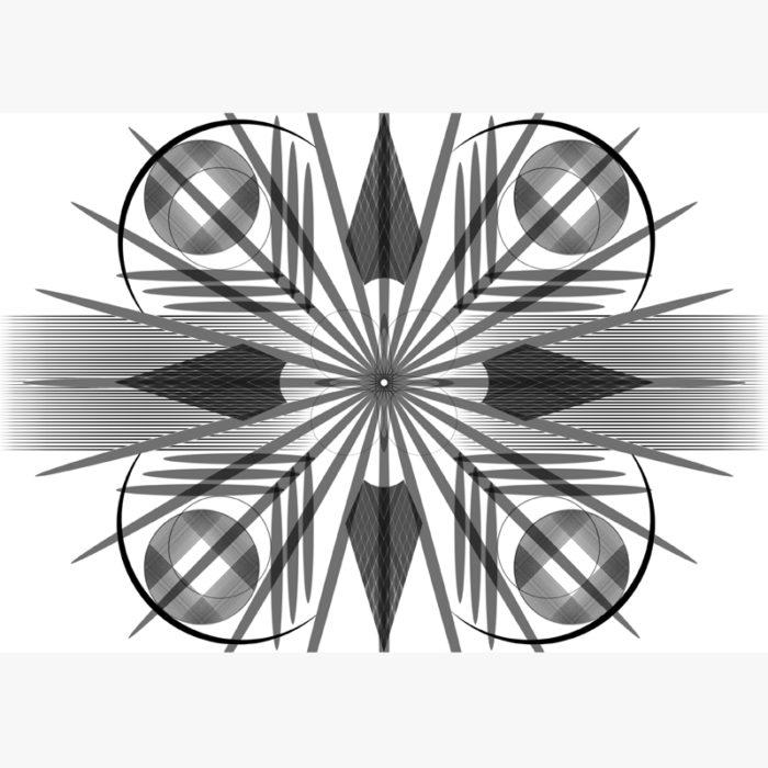visuel Némo Welter - Geometry