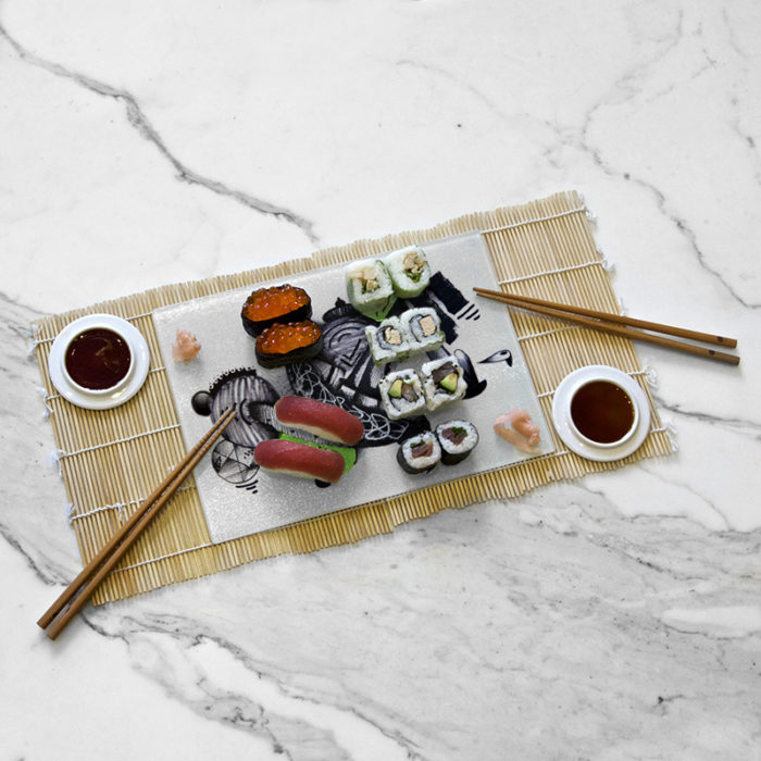 Tasting tray, Master Illusion collection by Victor Youngo Boss