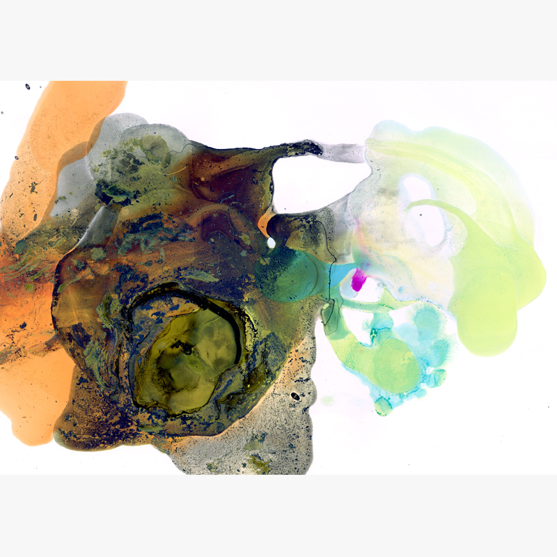 visual Ool Green - Yannick Pirson
