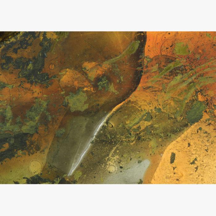 visual Ool-d O Green - Yannick Pirson