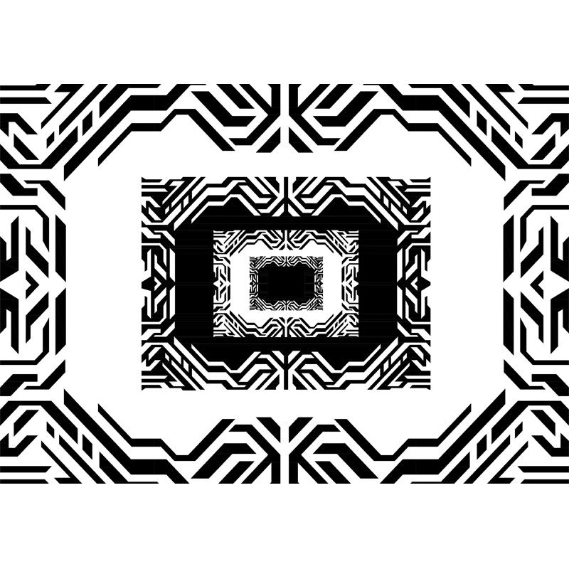 visuel Trippy Square - Yosh
