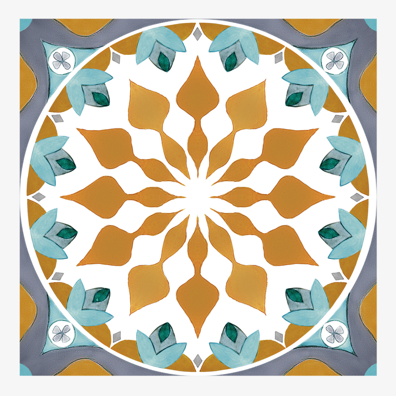 Visuel Azulejos I