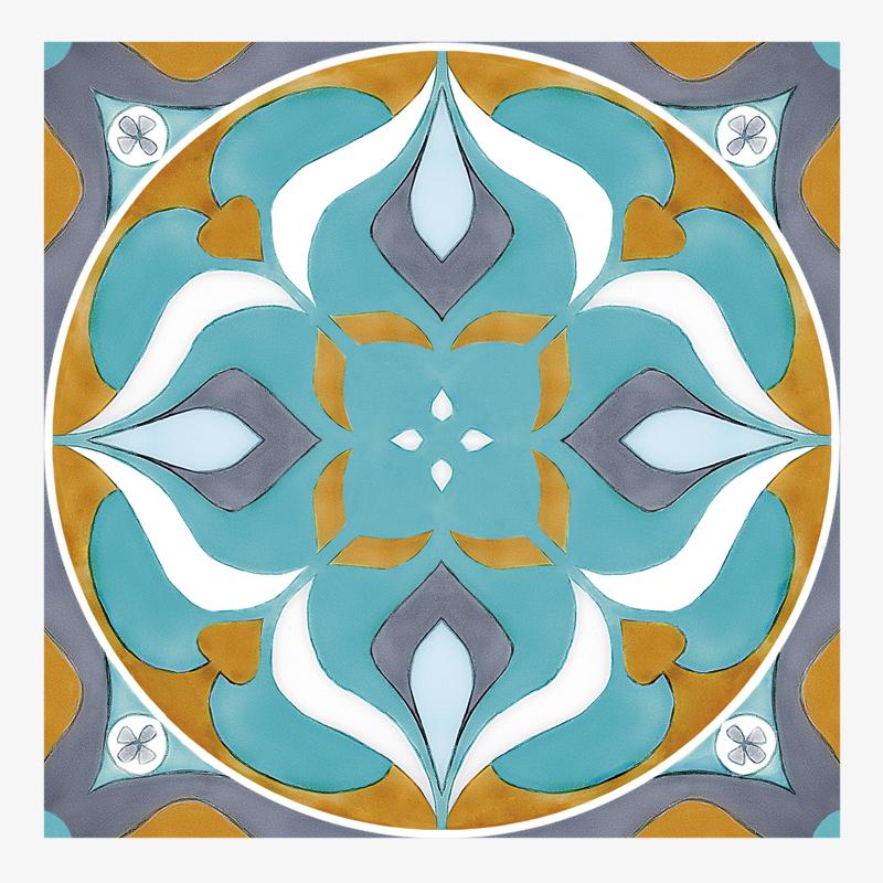 Visuel Azulejos II