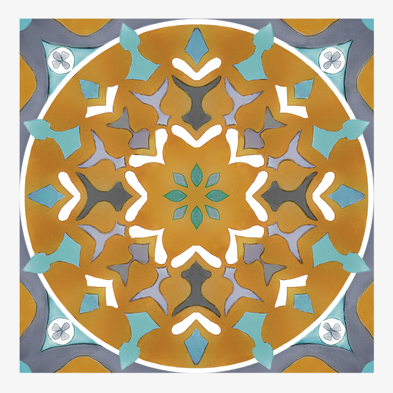 Visuel Azulejos III