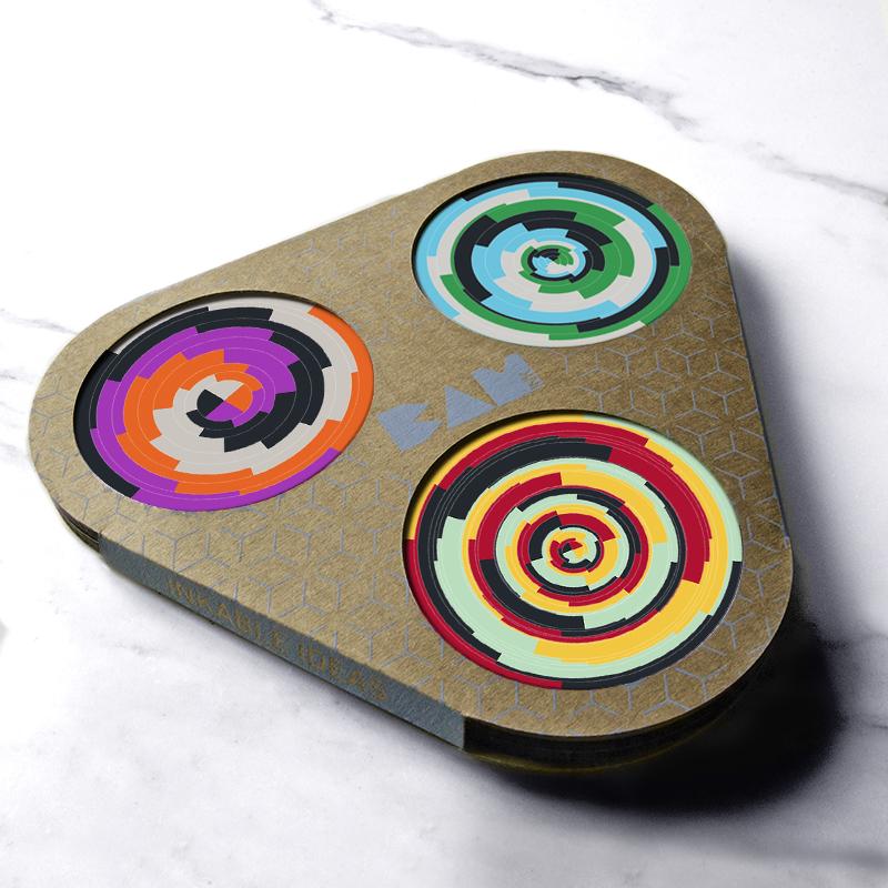 BAMink-Némo-Welter-Color-Hole-I-coasters-packaging