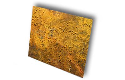 Aluminum carré