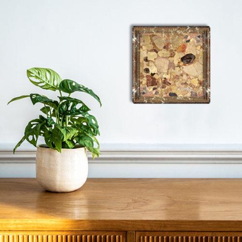 artwork-Marbre-II-OKTO-aluminum-wall-plate