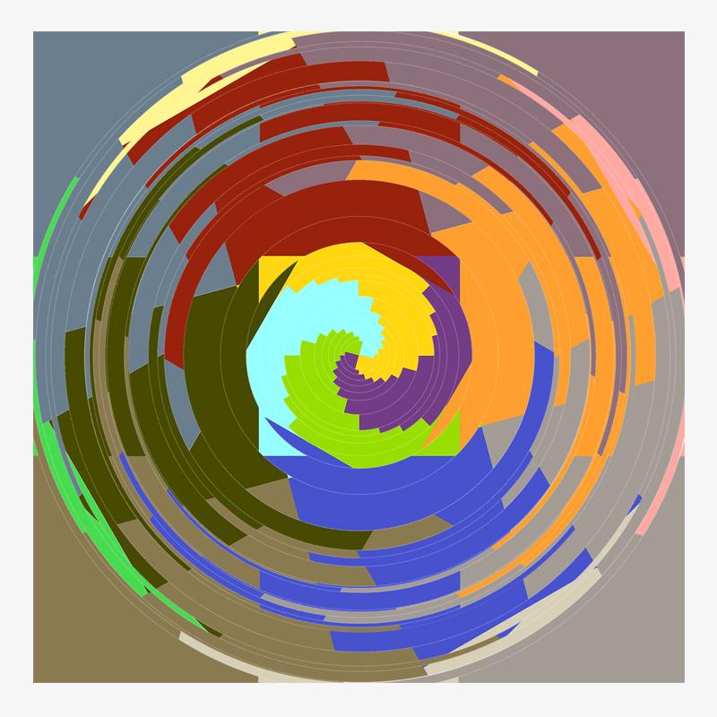 Visual Color Hole