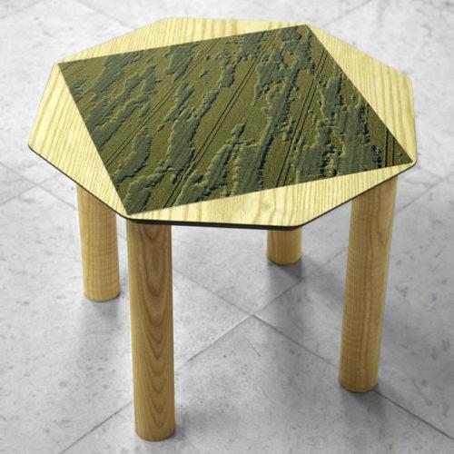 BAMink-coffee-table-ash-Oktō-marble floor-Matthieu Colin-Céréale-dans-le-pleine-de-la-crau