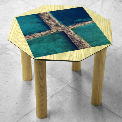 BAMink-coffee-table-ash-Oktō-marble floor-Matthieu Colin-Vallée-de-la-Durance-II