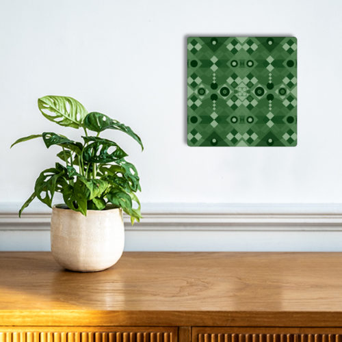 artwork-Digital-Green-OKTO-aluminum-wall-plate