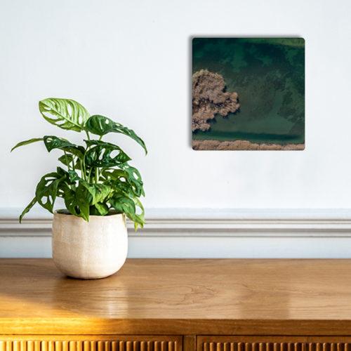 artwork-Vallée-de-la-Durance-I-OKTO-aluminum-wall-plate