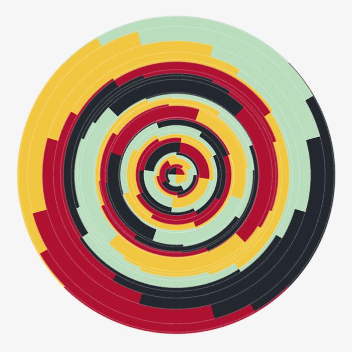 Visuel 01 de la collection Color Hole I