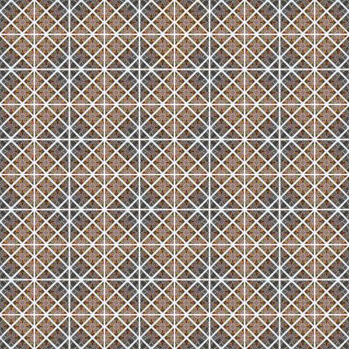 Overview of BAMosaïc tile set - Azulejos 3 - Némo Welter