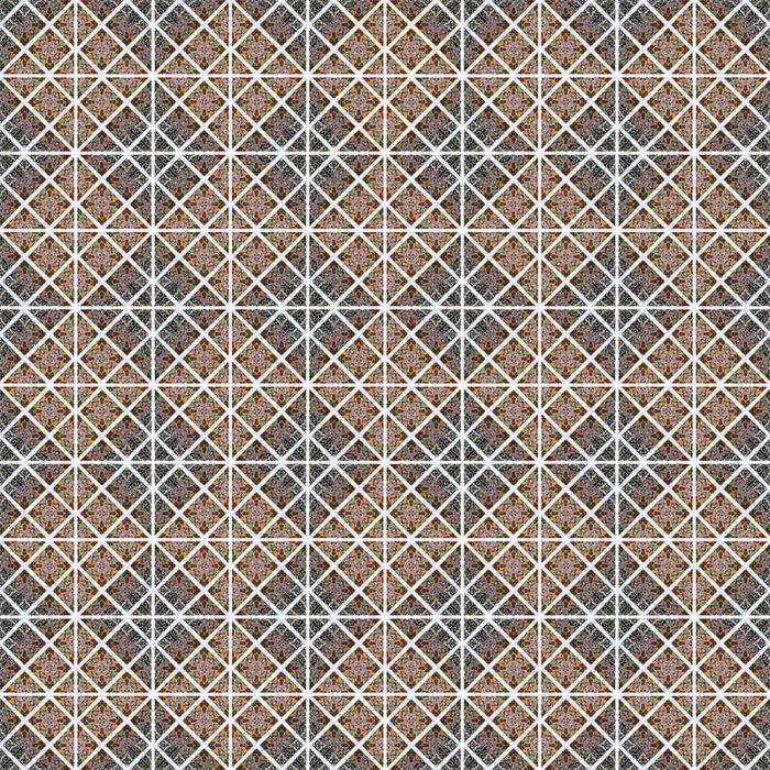 Aperçu ensemble de carrelage BAMosaïc - 3 azulejos - Némo Welter