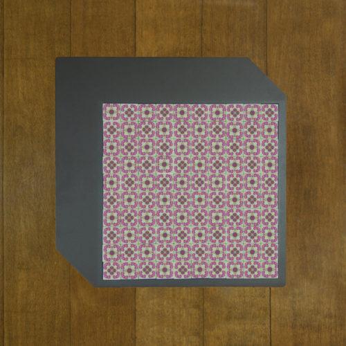 table-basse-acier-BAMosaïc-III-BAMink-fond-bois-pink-flowers